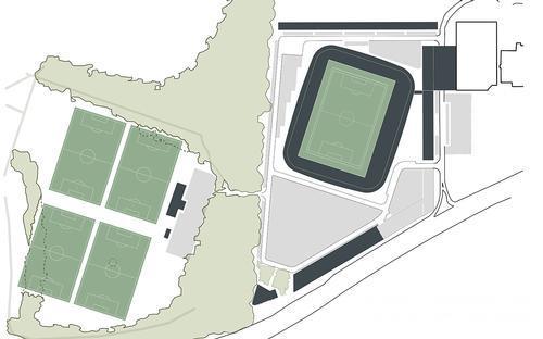 Dundee FC formalises stadium plans