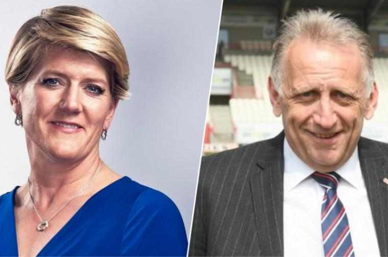 Clare Balding OBE appointed RFL president