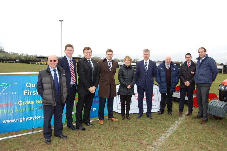 FA £8m Pitch Improvement Programme launch