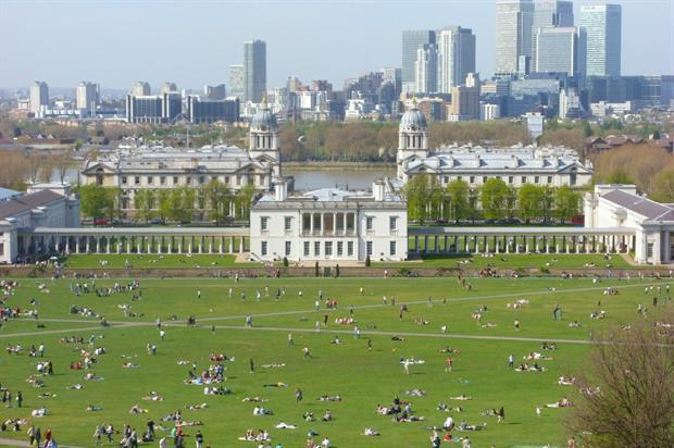 Greenwich Park. Image: Pixabay