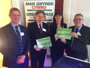 Fields in Trust Cymru launch new green space Guidance