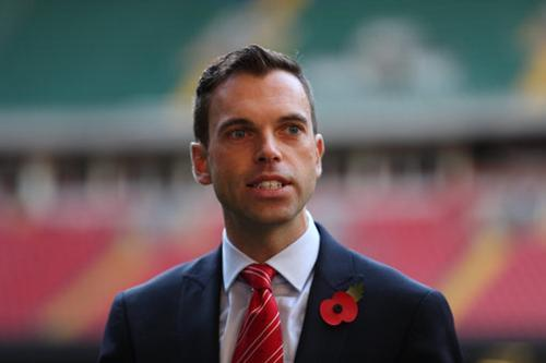 Deputy minister for culture, sport and tourism Ken Skates