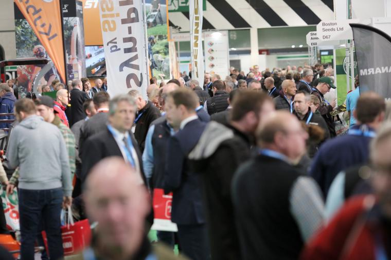 Visitors vote SALTEX 18 the best yet