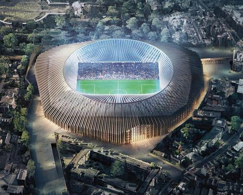 Planning officer said the Chelsea stadium was a 'high quality piece of design'