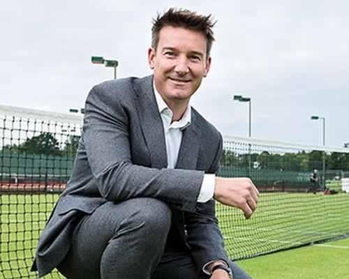 Scott Lloyd named Lawn Tennis Association CEO