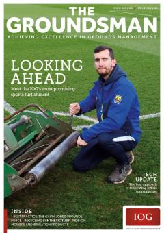 The Groundsman April 2019