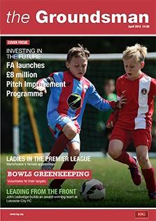 the Groundsman April 2016