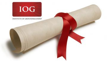 Qualifications offered by the IOG