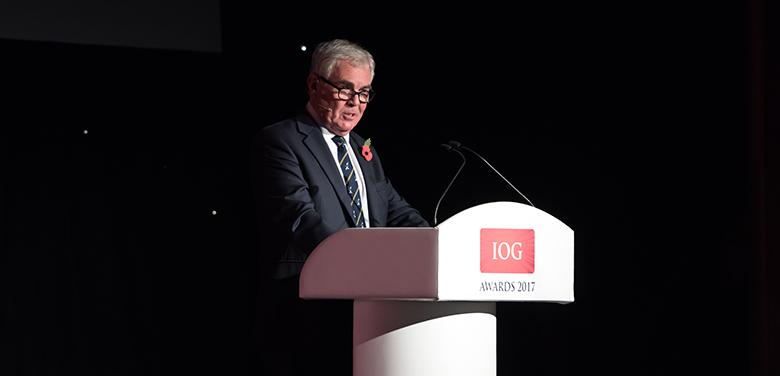 The national IOG Industry Awards 2018