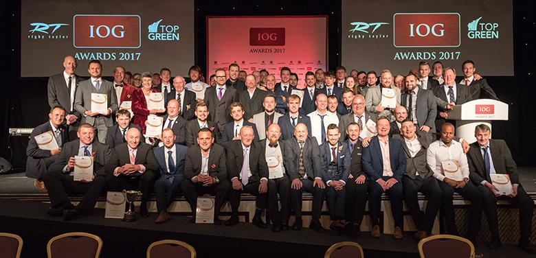 Finalists announced for IOG Industry Awards 2018
