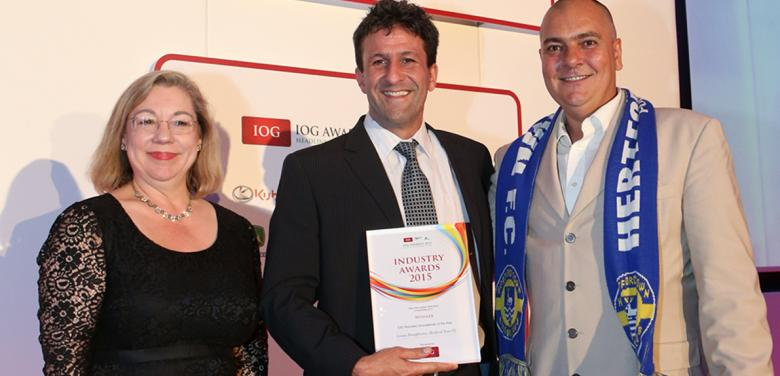 Finalists announced for 2016 IOG Industry Awards