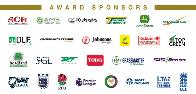 The IOG Industry Awards 2019 Sponsors.