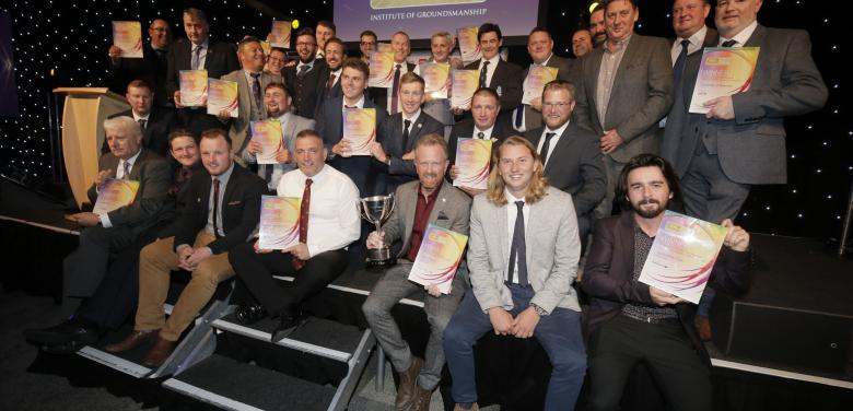 2019 IOG Industry Awards celebrate the very best in groundsmanship