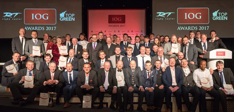 Industry Awards celebrate the very best in groundsmanship
