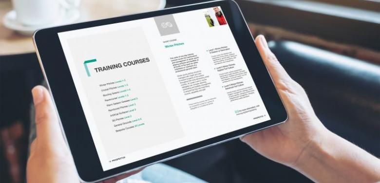 IOG announces the definitive guide to training and education