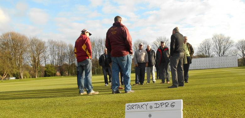 Seed Trials Day at Kirkstall Educational Cricket Club