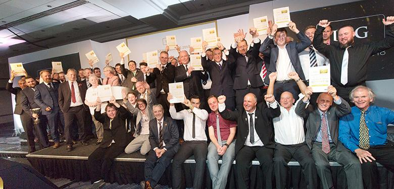 IOG Awards celebrate the very best in UK groundsmanship