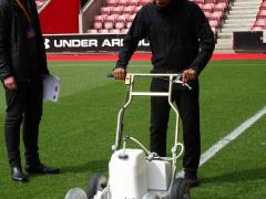 The Saints FC's School of Groundsmanship