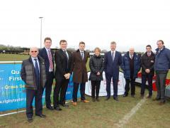 FA £8m Pitch Improvement Programme launch