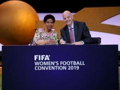 FIFA signs gender equality MoU with UN during Women's World Cup