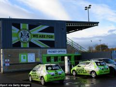 Forest Green Rovers named 'world's first carbon neutral football club' by the United Nations as they ramp up their environmental commitments