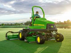 John Deere launches new fairway mower