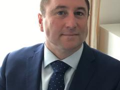 Luke Perry joins IOG as SALTEX & Events director