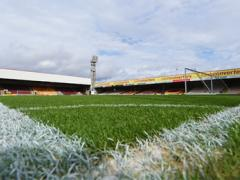 Fir Park named best pitch in Scottish Premiership