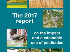 Pesticide Forum Annual Report 2017 is now available