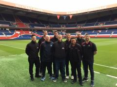 IOG Young Board members visit the 'gardeners' of Paris