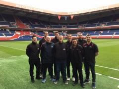 IOG Young Board members visit the 'gardeners' of Paris