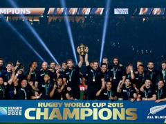 2.5m tickets were sold for the Rugby World Cup, with 460k bought by overseas fans