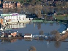 Flood Damaged Pitches